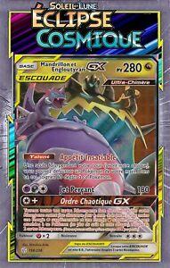 SL12:Éclipse Cosmique Carte Pokemon Neuve Française 242//236 Magnéti