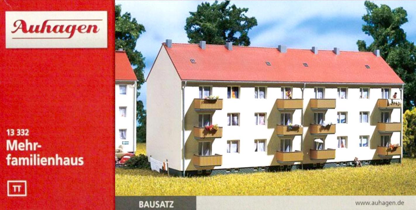 Auhagen 13332 Mehrfamilienhaus