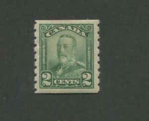 1929 Canada King George V Mint Postage Stamp #161 Catalogue Value