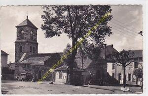 Cpsm-43150-Laussonne-Church-Parish-amp-La-Post-Edit-Magerit-Bremond-1955