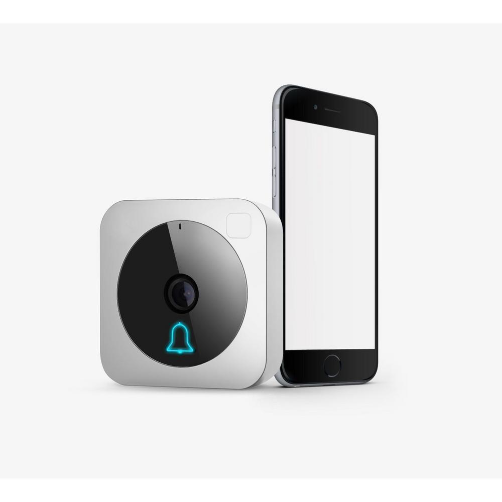 Vuebell Wifi Video Doorbell Wireless Video Intercom Doorbell - Open Box