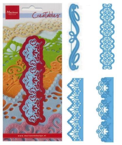 1 méth-stanzschablone PASSEMENTERIES Fioritures lianes Marianne Design Creatables