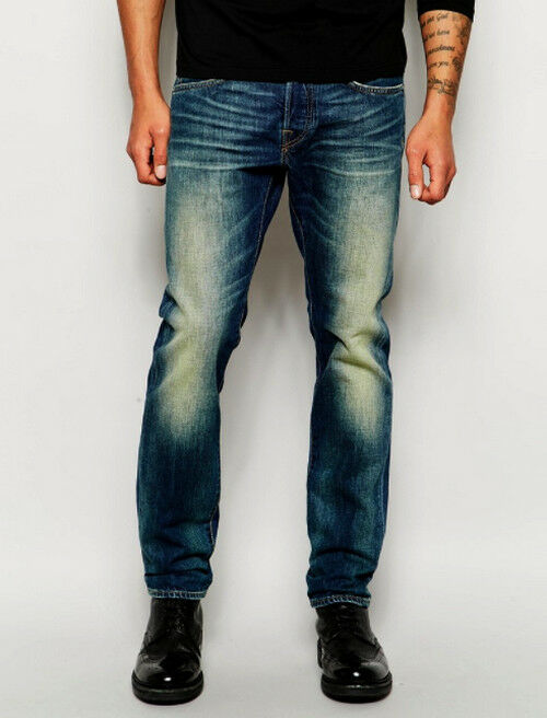 JEANS EDWIN ED 55 RELAXED TAPERED (compact indigo-shore) W31 L34 (i017783 98)