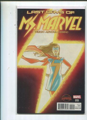 Ms Marvel #19    Near Mint  **22