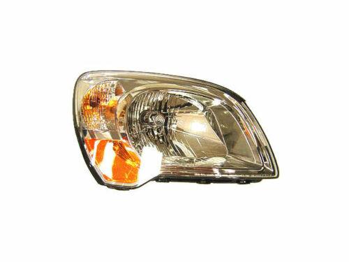 Right Passenger Side Headlight Assembly For 09-10 Kia Sportage ZW53B1