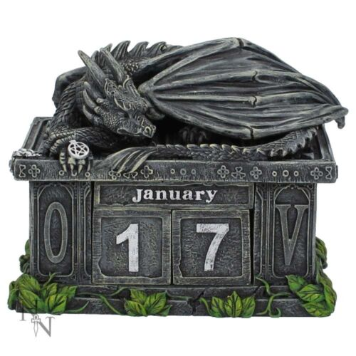 Fortune/'s Keeper Dragon Calendar
