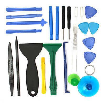 25 In 1 Opening Repair Tools Screwdrivers Set Kit For Mobile Phone Tablet PC New