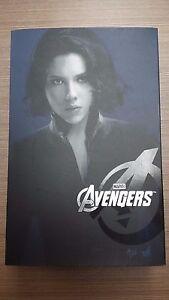 Hot-Toys-MMS-178-The-Avengers-Iron-Man-Black-Widow-Scarlett-Johansson-Figure-NEW