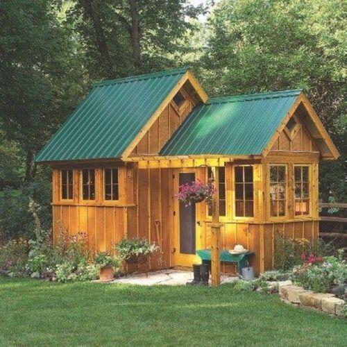 Menuiserie Plans sur DVD-Menuiserie cabane cabane Kennel Coop Hut terrasse 12,600