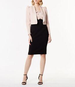 a costava Karen con giacca La micro di scialle 160 collo £ Millen q6CRF