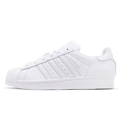 Clothing, Shoes & Accessories Athletic Shoes Adidas Originals Superstar W White Grey Women Casual Shoes Sneakers Aq1214
