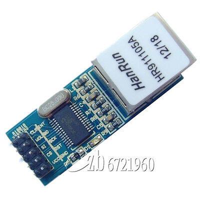 Mini ENC28J60 Ethernet LAN / Network Module For 51 AVR STM32 LPC