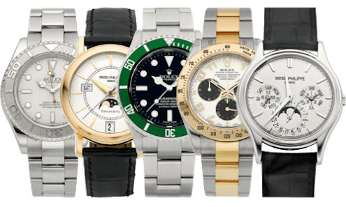 Top Cash Prices Paid for Luxury and Vintage Watches