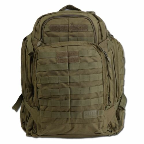 Tactical US 5.11 RUSH 72 Mission Militaire Outdoor Sac à dos 55 L OLIVGRAU