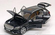 Norev 2014 Mercedes Benz C Klasse S205 Elegance Estate Black Dealer Ed. 1/18