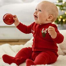 12-18M Infant Baby Boys Girls Romper Jumpsuit Bodysuit Clothes Outfit Set