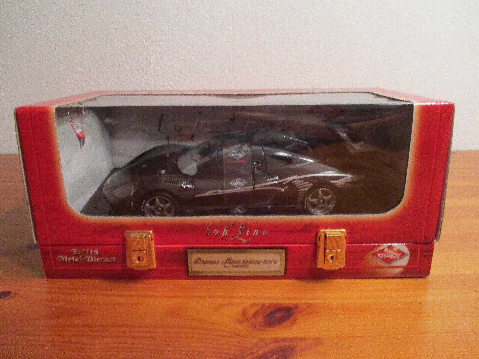 ( Go) 1 18 Guiloy Hispano Suiza Hs 21 - GTS New Original Box