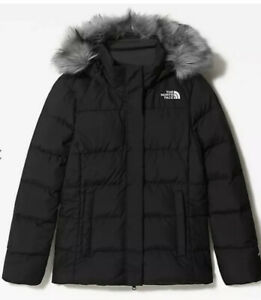 The North Face Ladies Gotham Jacket - Black - SIZE Small - BNWT