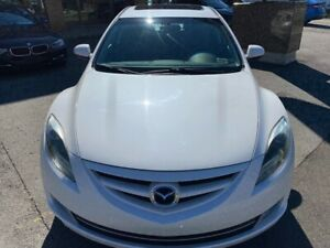 2013 Mazda 6 4dr Sdn I4 Auto GT-2 SETS OF RIMS/TIRES-LEATHER