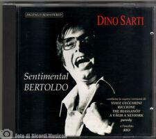 DINO SARTI - SENTIMENTAL BERTOLDO Anno 1994 CDMERCURY **MINT COME NUOVO**