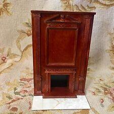 Bespaq/Pat Tyler Dollhouse Miniature Fireplace