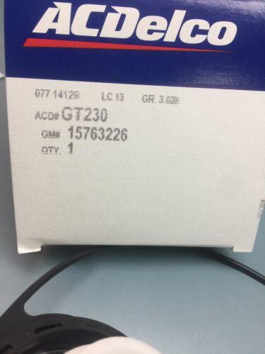 Chevy Silverado Sierra 2500//3500 Diesel FUEL Filler Neck CAP Duramax 15763226