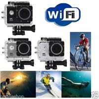 4k Ultra 4kh9 Waterproof Wifi Sport Action Camera 2.0 Inch Dv 1080p Hd Cam Dvr
