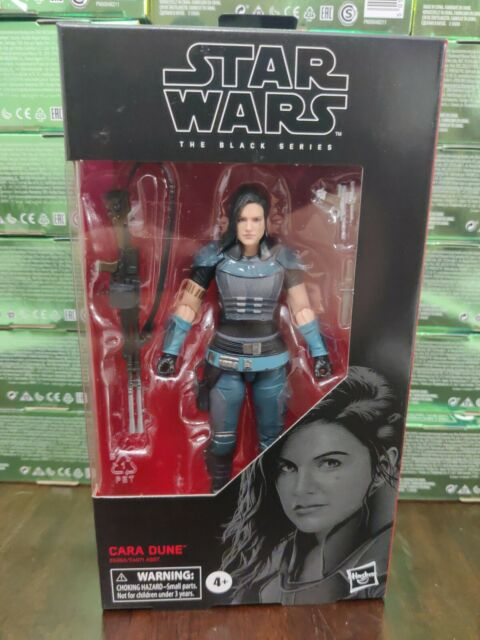 "CARA DUNE #101 Black Series Star Wars 6"" Figure The Mandalorian - IN STOCK!!!"