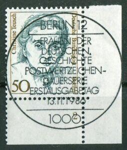 Berlin-770-Formnummer-2-Frauen-50-Pf-gestempelt-Vollstempel-ESST-Berlin-12-used