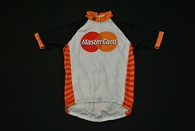 New-Old-Stock Red//Orange Canari Cycling Jersey...Men/'s Medium