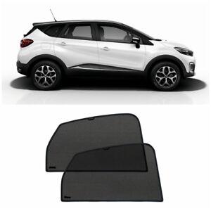 Rear Door Car Window Sun Shade Shield Blind Mesh For Renault