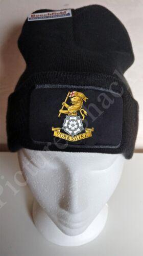 The Yorkshire black Regiment Green A Cap On Cap Printed Hat Beanie Badge  rSrxdqwR c12853edaae4