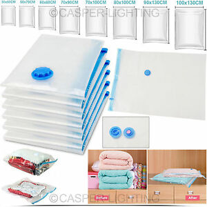Image Is Loading Large E Saving Storage Vacuum Bag Clothes Bedding