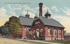 Kalamazoo, MI - City Water Works