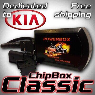 KIA SORENTO I 2.5 CRDi 140 HP 2002-/>2004 TUNING CHIP BOX CHIPTUNING POWERBOX CR