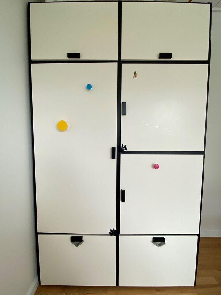 Garderobeskab Ikea Odda B 120 D Ndash Dba Dk Ndash Kob Og Salg Af Nyt Og Brugt