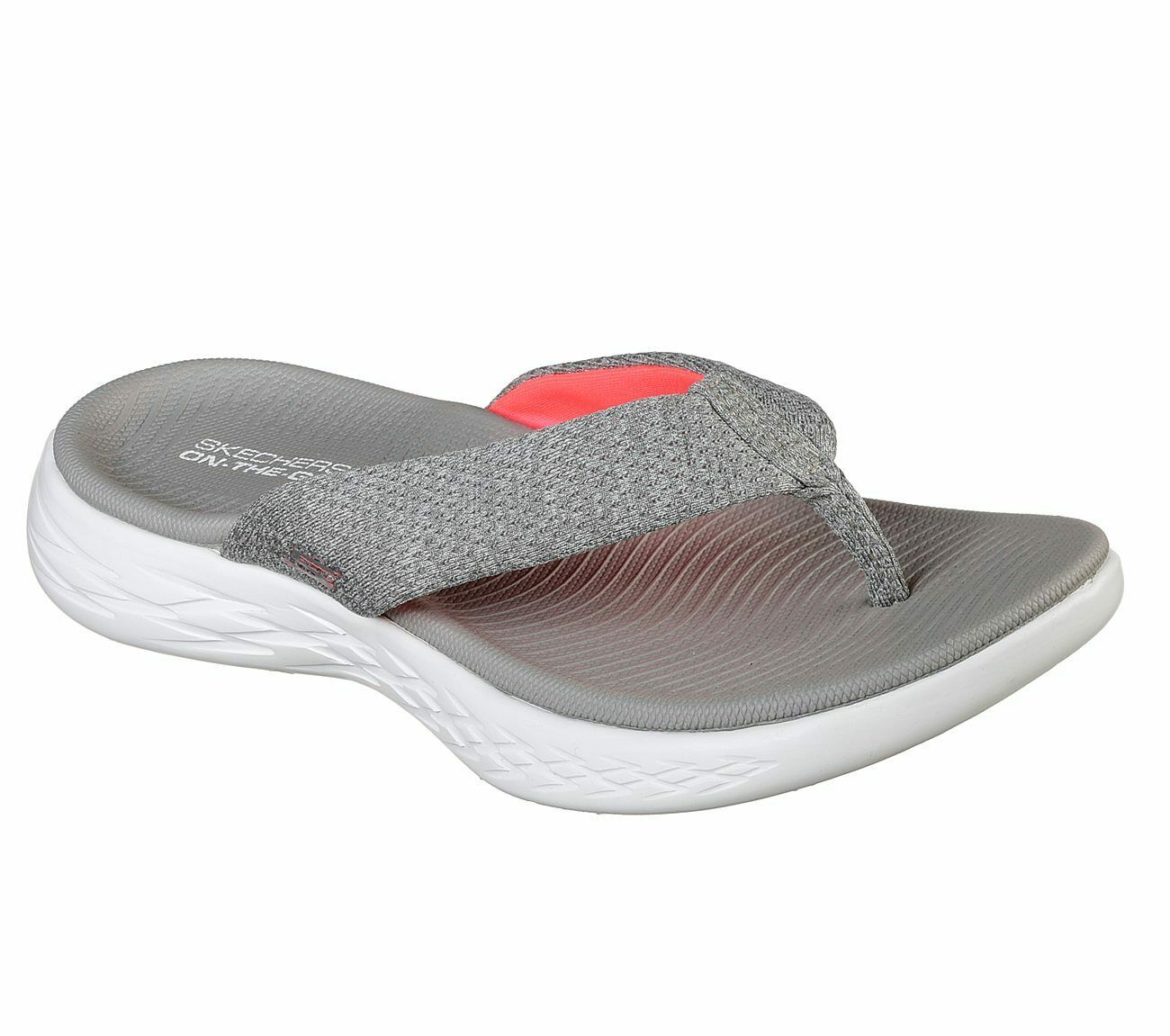 Skechers in Movimento 600 600 600 Preferito Flip Infradito Sandali Fermacapelli Donna efb484