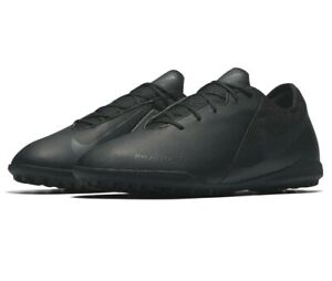 outlet store 20498 bceed Details about Nike Phantom VSN Academy TF Black AO3223-001 (Mercurial 360)  Mens Soccer Shoes
