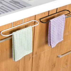 Tea Towel Holder Rack Rail Cupboard
