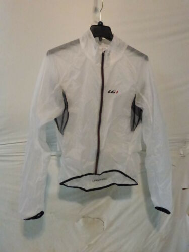 Louis Garneau XLite Cycling Jacket Men's XXL WhiteBlack Retail $79.99