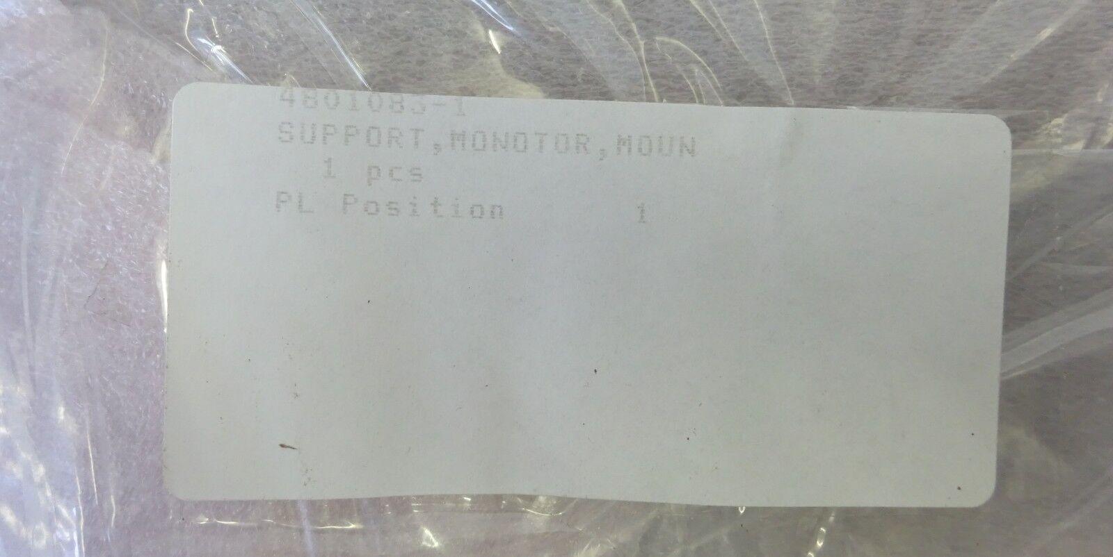 NORTHROP GRUMMAN Monitor Mounting Kit 4301524 Montagesatz für LCD Monitor Monitor Monitor UNUSED 4283cd