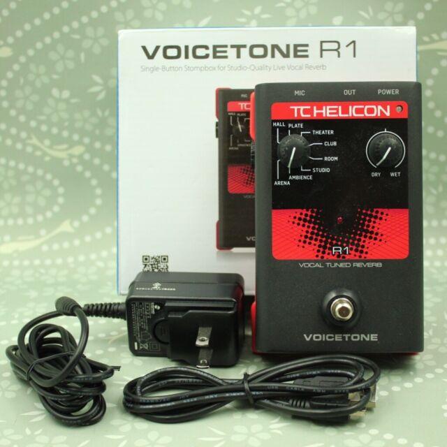 Tc helicon voicetone singles