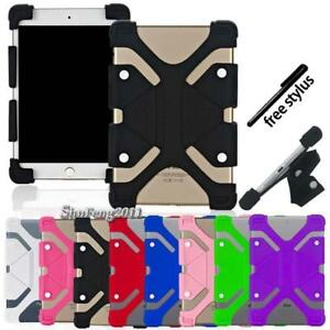 Universal-Shockproof-Silicone-Stand-Cover-Case-For-Various-7-034-Model-Tablet-Pen