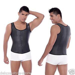 Ann-Michell-Men-Latex-Vest-Body-Shaper-Faja-Colombiana-Chaleco-PARA-HOMBRE-2033