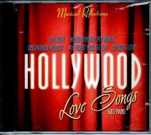HOLLYWOOD-LOVE-SONGS-1-MUSIC-CD-Romantic-Love-Songs-on-SOLO-PIANO