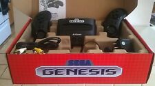 Better than NES Mini!! Sega Genesis mini Console  w/ 80 Built-In Games! WOW