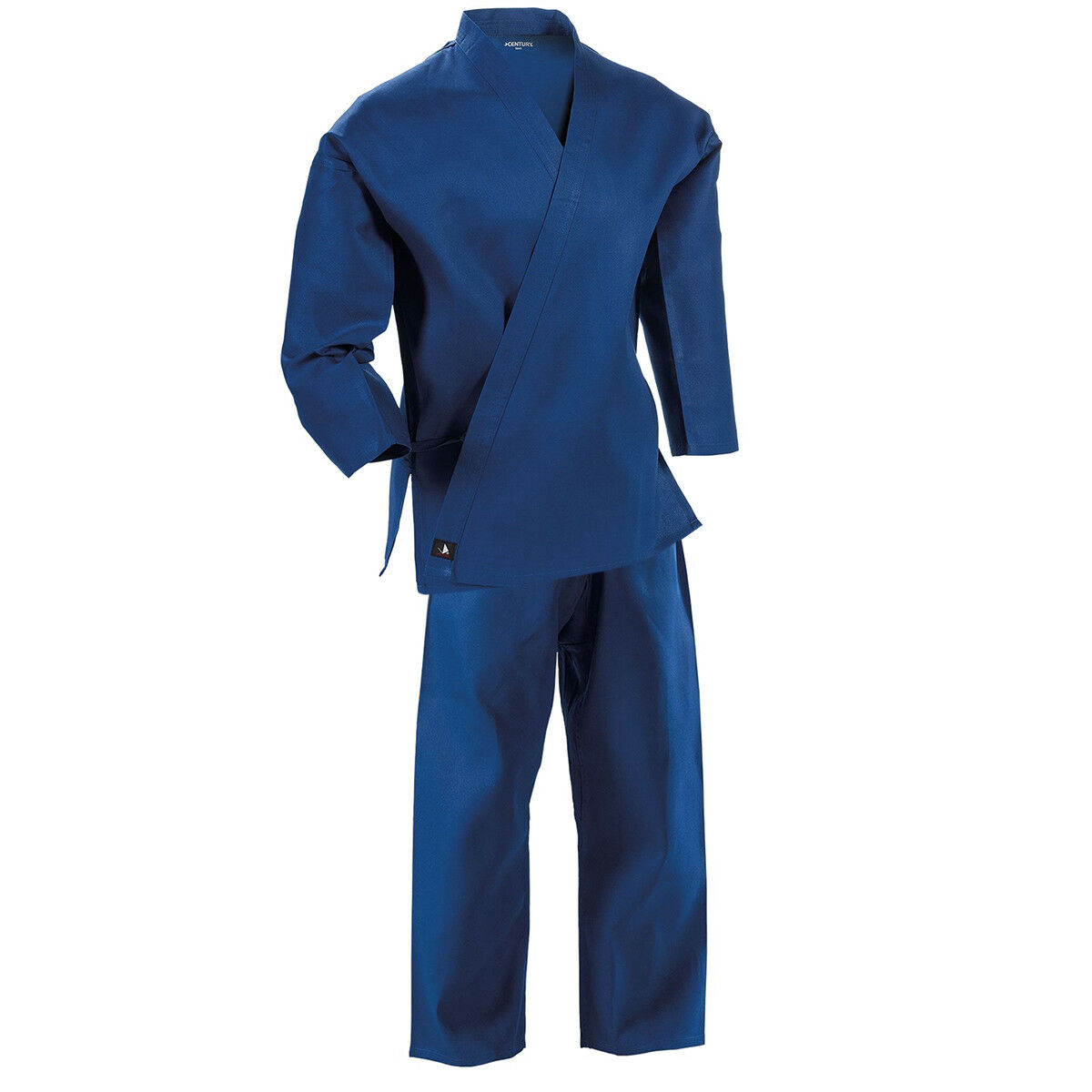 Century 6 oz. Lightweight Student Uniform with Elastic Pants - bluee