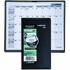 """2018 DayMinder SK53 SK53-00 Monthly Pocket Planner, 3-5/8 x 6-1/16"""""""