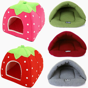 Pet-Cat-Dog-Nest-Bed-Puppy-Soft-Warm-House-Winter-Sleeping-Mat-Pad-Kennel-Nests