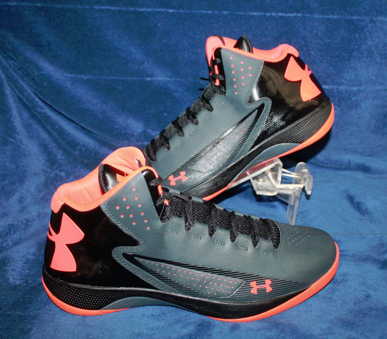 Mens Under Under Under Armour HAVOC Basketball scarpe - 1259009-003 8b9008